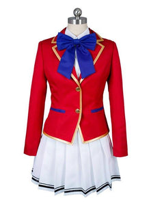 Classroom of the Elite Horikita Suzune School Uniform Cosplay Costume