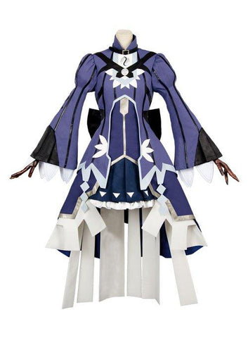 Clockwork Planet RyuZU Outfit Dress Cosplay Costume