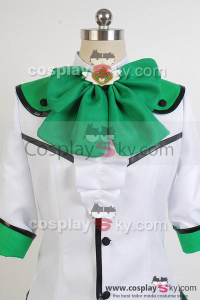 Cute High Earth Defense Club LOVE! Defense Club Atsushi Kinugawa Uniform Cosplay Costume