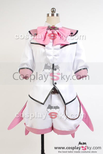 Cute High Earth Defense Club LOVE! Defense Club Ryuu Zaou Uniform Cosplay Costume