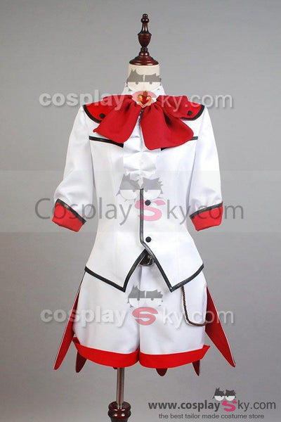Cute High Earth Defense Club LOVE! Defense Club Yumoto Hakone Uniform Cosplay Costume