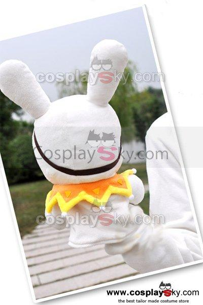 DATE A LIVE Yoshino Plush Bunny Rabbit Puppet Doll