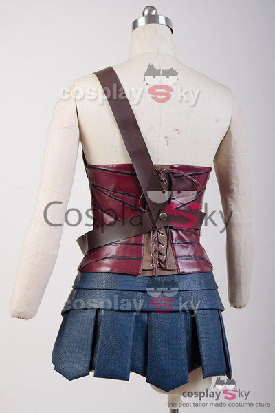 Batman v Superman:Dawn of Justice Wonder Woman Cosplay Costume