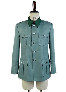Deutsch Army German Military Uniform Cosplay Costume Coat Only
