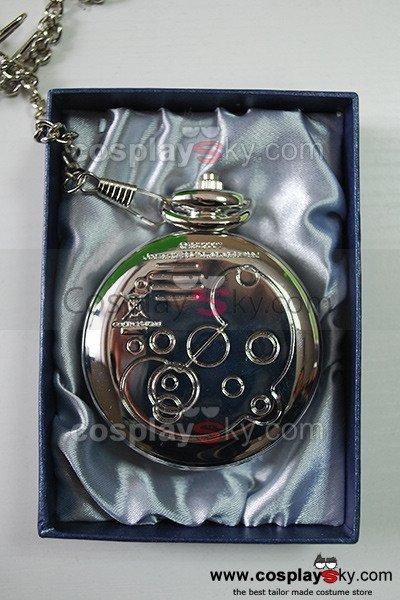 Doctor Who The Master's Fob Watch Pocket Watch Cosplay Prop Accessory