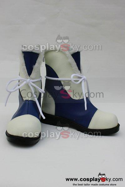 Dramatical Murder Noiz Cosplay Shoes Boots