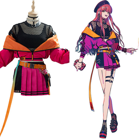Paradox Live BAE Anne Faulkner Cosplay Costume