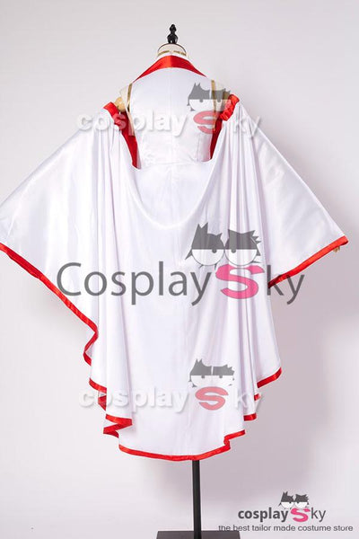 Fate Grand Order Irisviel von Einzbern Dress of Heaven Cosplay Costume