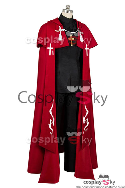 Fate/Apocrypha FA Ruler Amakusa Shiro Outfit Cosplay Costume