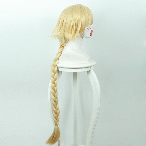 Fate/Apocrypha FA Ruler Joan of Arc/Jeanne d'Arc Wig Cosplay Wigs