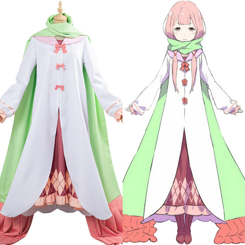Carmilla Women Dress Outfits Halloween Carnival Costume Re:Life in a different world from zero Cosplay Costume