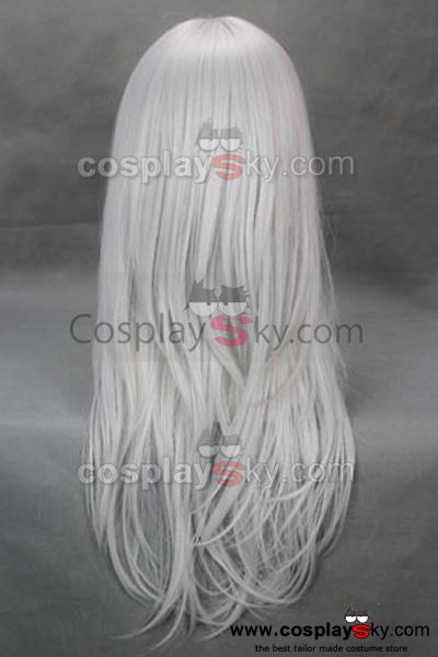 Final Fantasy VII Sephiroth Cosplay Wig