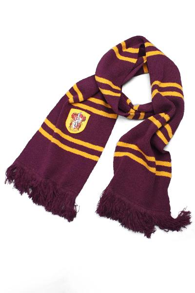 Harry Potter Gryffindor House Thicken Wool Blend Scarf