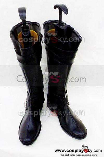 Hitman Reborn Chrome Dokuro Cosplay Boots Custom-made