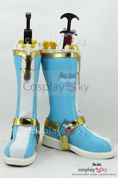 Love Live! Nico Yazawa SR Angel Boots Cosplay Shoes