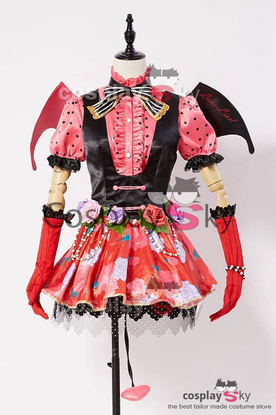 Love Live! New UR Umi Sonoda Little Devil Transformed Uniform Halloween Cosplay Costume