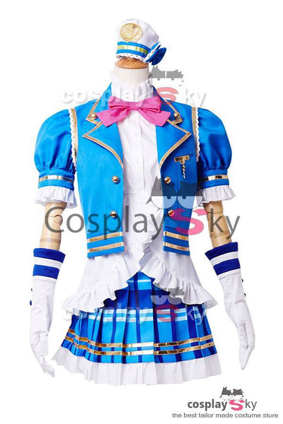 Love Live! Sunshine!! Aqours Kurosawa Ruby Cosplay Costume