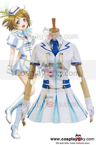 LoveLive! Wonderful Rush Hanayo Koizumi Cosplay Costume Dress