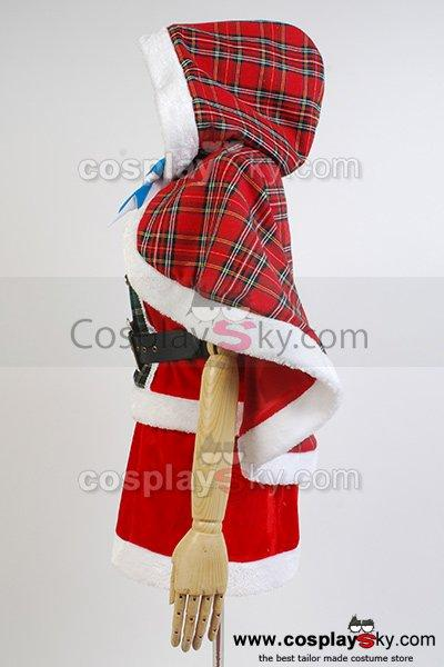 LoveLive! Eli Ayase Christmas Uniform Cosplay Costume