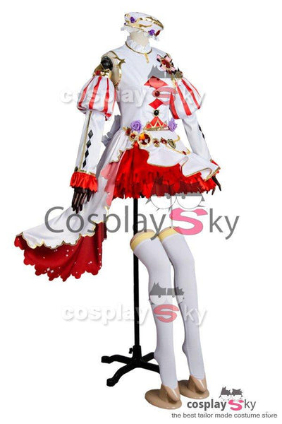 LoveLive! Niko Nico Yazawa Birthstone Set Nico Dress Cosplay Costume
