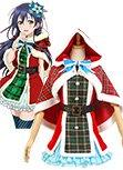 LoveLive! Umi Sonoda Christmas Uniform Cosplay Costume