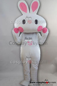 NEW Rabbit Bunny Mascot Costume Adult Size