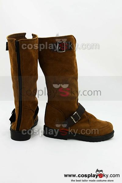 Noragami Yato Cosplay Boots Shoes Custom Made