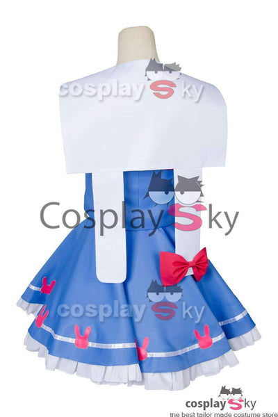 Overwatch D.VA DVA Hana Song Sailor Uniform Cosplay Costume
