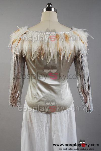 Oz The Great and Powerful Glinda Fancy Dress Cosplay Costume