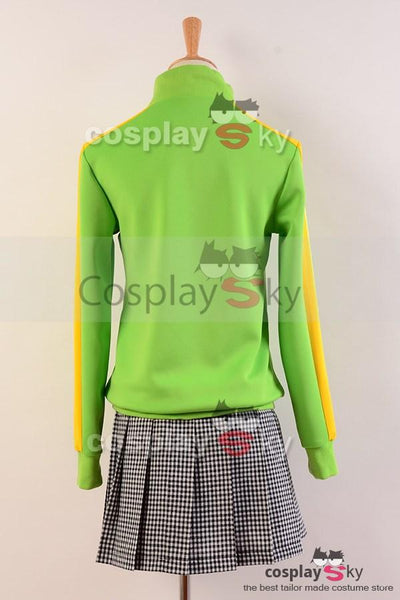 Persona 4: The Animation Chie Satonaka Uniform Cosplay Costume