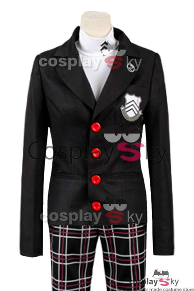 Persona 5 Protagonist Uniform Cosplay Costume