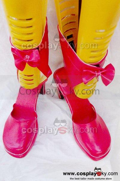 Psalms of Planets Eureka SeveN Anemone Cosplay Boots Custom Made
