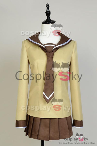 Sansha San'y? Girls School Uniform Cosplay Costume