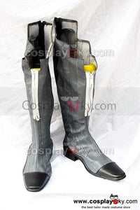 Shin Megami Tensei: Persona 4 Cosplay Boots Shoes Grey