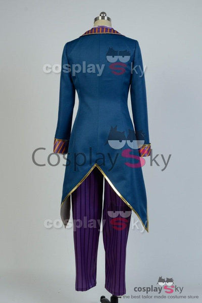 Song Of Time Project Yuno Asker Outfit Cosplay Costume