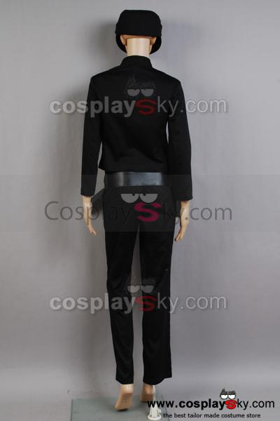 Star Wars Imperial Officer Uniform Costume Female Version