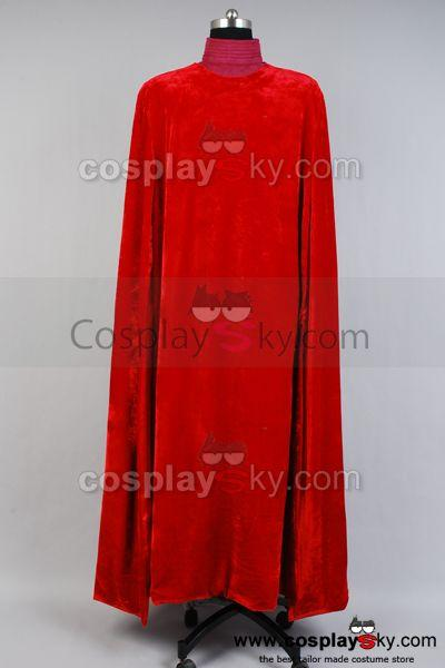 Star Wars Red Royal Guard Cosplay Costume