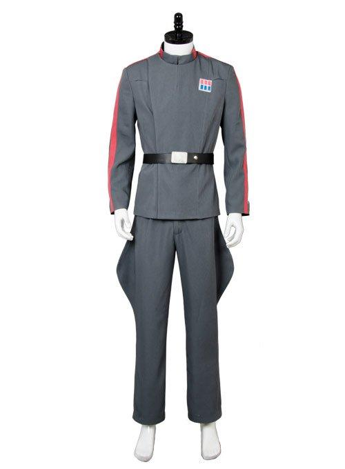 Star Wars Imperial 181st Tie Fighter Wing Pilot Officer Uniform Cosplay Costume