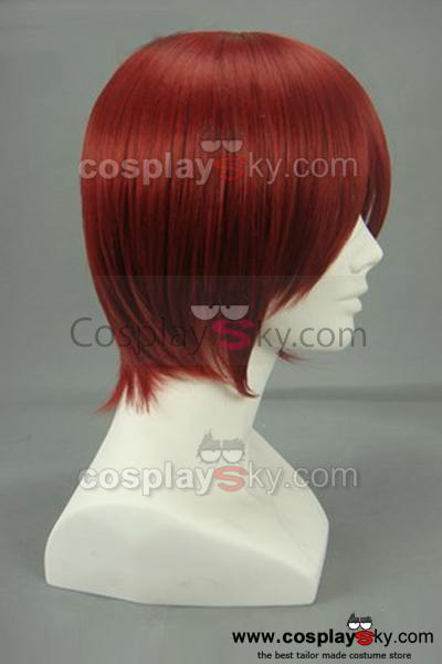 Starry Sky Yoh Tomoe Short Cosplay Wig