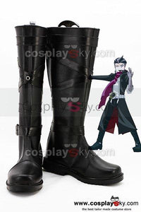 Super Danganronpa 2 Gundam Tanaka Cosplay Boots Shoes