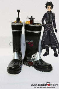Sword Art Online ALfheim Online Kirito Cosplay Boots Shoes