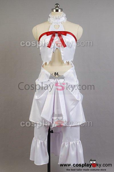 Sword Art Online Asuna Y?ki Cosplay Costume