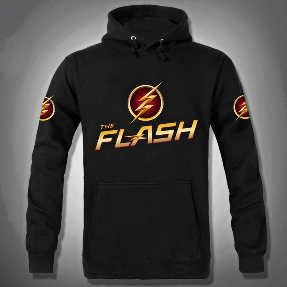 Flash T-shirt Cosplay Costume