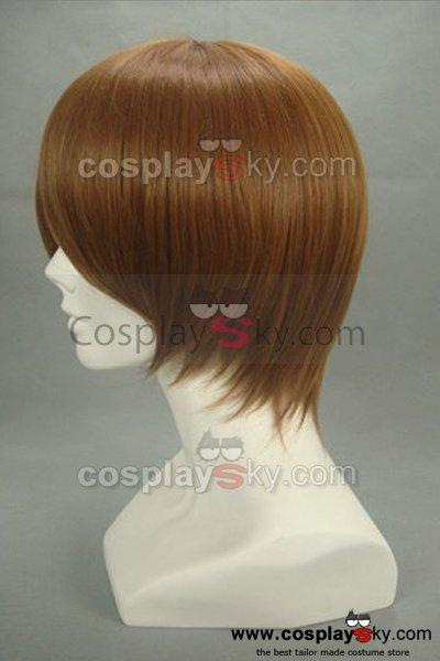 The Prince of Tennis Fuji Syusuke Cosplay Wig