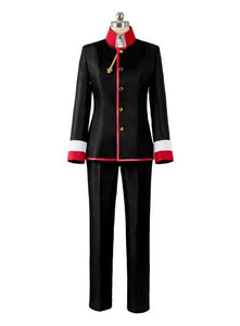 The Royal Tutor Leonhard von Glanzreich Uniform Cosplay Costume