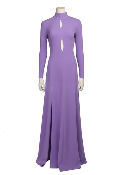 TV Inhumans Medusalith Amaquelin Medusa Dress Cosplay Costume