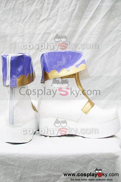Wind Fantasy 6 Mell Cosplay Boots Shoes Custom Made