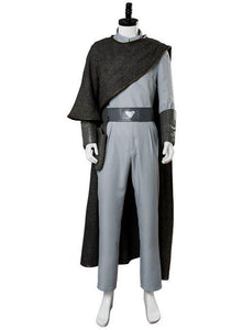 Rogue One: A Star Wars Story Alliance Leader Bail Organa Outfit Cosplay Costume