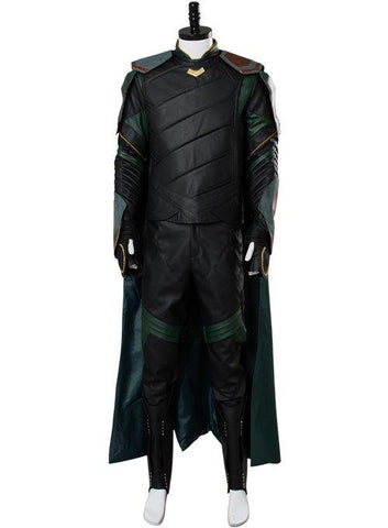 Thor 3 Ragnarok Loki Outfit Whole Set Cosplay Costume