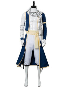 Fairy Tail Natsu Dragneel Outfit Cosplay Costume
